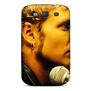 Premium Protection Layne Staley Case Cover For Galaxy S3- Retail Packaging