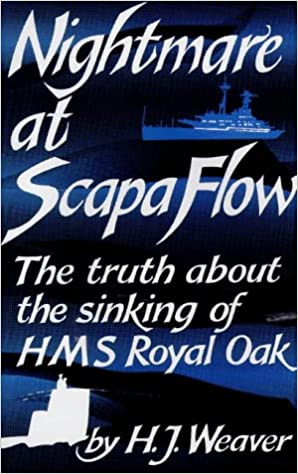 Nightmare at Scapa Flow: Truth About the Sinking of H. M. S.