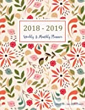 July 2018 - June 2019 Planner: Two Year - 12 Months Daily Weekly Monthly Calendar Planner For Academic Agenda Schedule Organizer Logbook and Journal ... Planner 2018-2019 8.5 x 11 (Volume 2)
