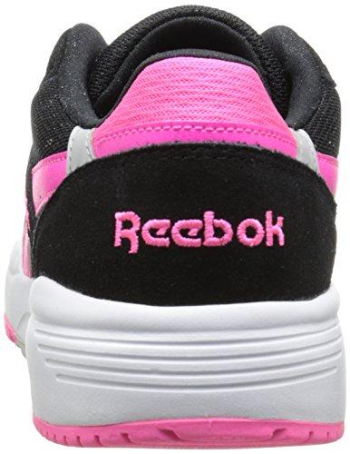 Reebok Dames Royal Chase Klassieke Schoen Zwart / Solar Roze / Staal / Wit / Collegiaal Royal