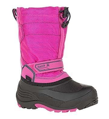 Amazon.com | Kamik Kids Snowcoast Snow Boots | Snow Boots