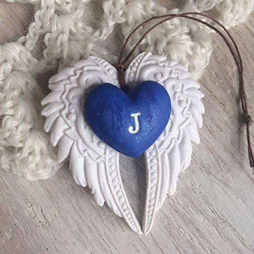 - Angel Wings Memorial Ornament Keepsake Gift for Loss of Loved One