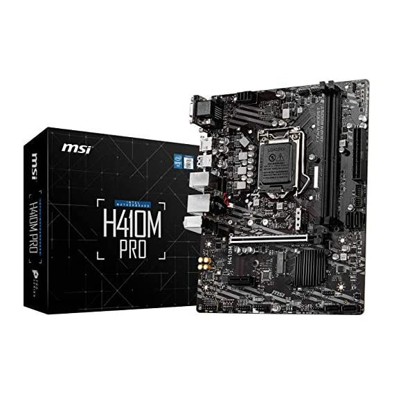 ASUS Prime B550M-A AM4 PCIe 4.0 DDR4 (4600 O.C.) 2X M.2 USB 3.2 Gen2 mATX Motherboard with Aura Sync RGB Support