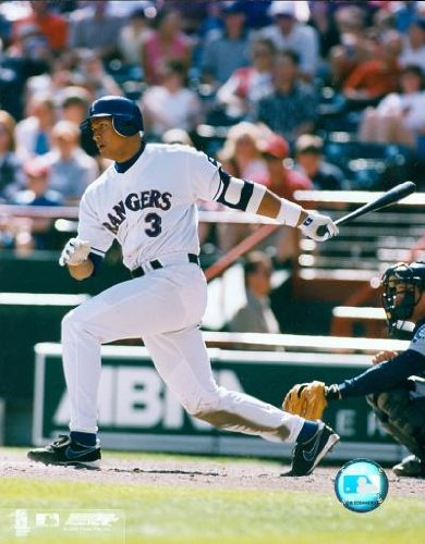 Alex Rodriguez 8x10 Photograph - Alex Rodriguez 8x10 photo (Texas Rangers) Image #4