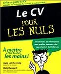 CV POUR LES NULS (LE)