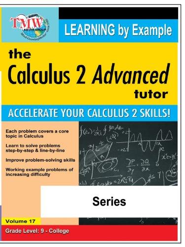 Calculus 2 Advanced Tutor: Series