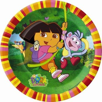 Count Dora (Dora the Explorer 7