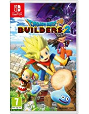 Dragon Quest Builders 2 Switch Oyun (CDMedia Garantili)