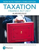 Taxation: Finance Act 2017, 23th Edition Front Cover