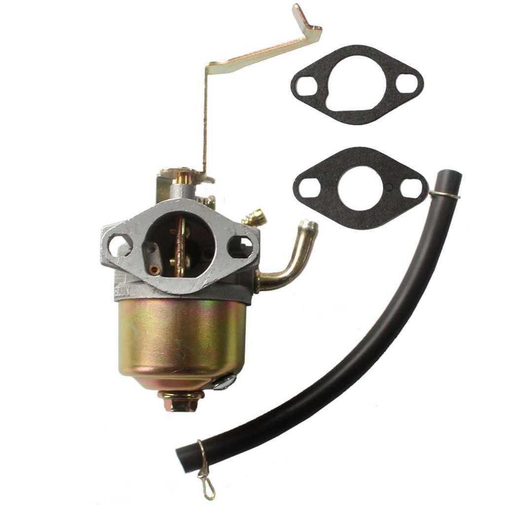 tucparts 15 mm Lufteinlass Vergaser mit Dichtung fü r Yamaha ET 650 ET650 ET 950 et950 Carb & Chinese Typ Generator Vergaser