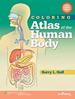 Coloring Atlas of the Human Body Front Cover