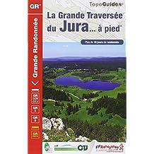 GRANDE TRAVERSÉE JURA - 25 - 39 - 01 - GR - 512