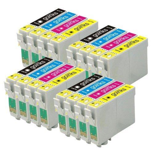 6 opinioni per 4 Insieme compatibile di 4 cartucce di inchiostro della stampante XL- Nero /