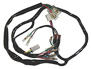honda ct70 wiring harness honda image wiring diagram amazon com honda ct70 ct 70 wiring harness ko hko oem replacement on honda ct70 wiring