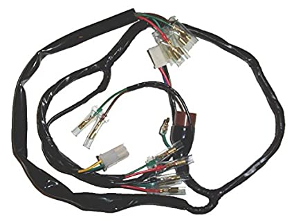 amazon com honda ct70 ct 70 wiring harness ko hko oem replacement rh amazon com ct70 wiring harness installation 1981 honda ct70 wiring harness