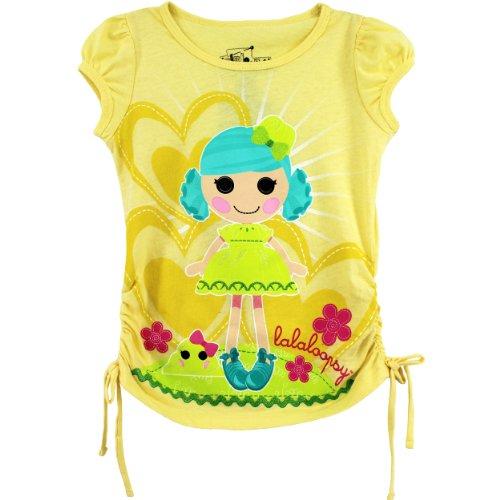 Lalaloopsy Girls Yellow T-Shirt (5)