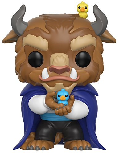 Funko POP Disney: Beauty & The Beast-Winter Beast Action (Beast Vinyl Figure)