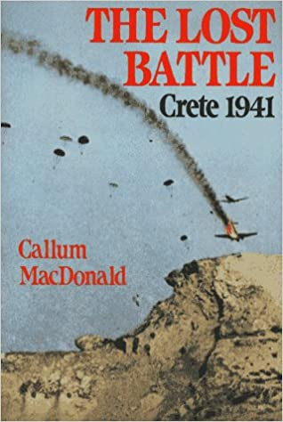 Book The Lost Battle Crete 1941