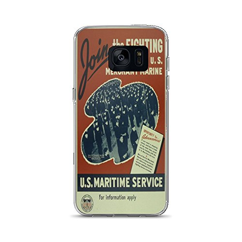 (Vintage poster - U.S. Maritime Service 0618 - Samsung Galaxy S7 Phone Case)