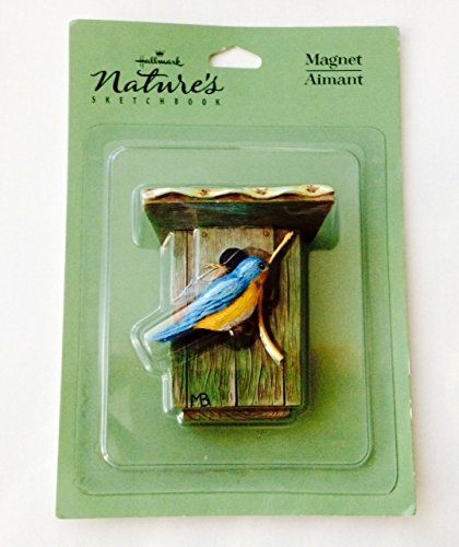 Hallmark Nature's Sketchbook Birdhouse -