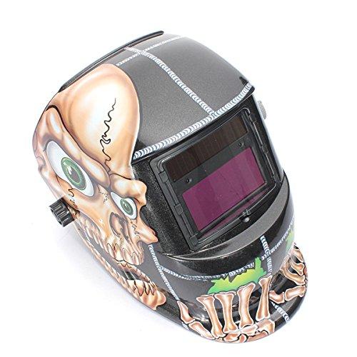 New Pro Solar Welder Mask Auto-Darkening Welding Helmet Arc