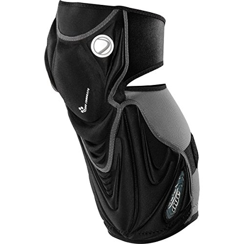 Dye Snow Knee and Shin Guard, Black, Small