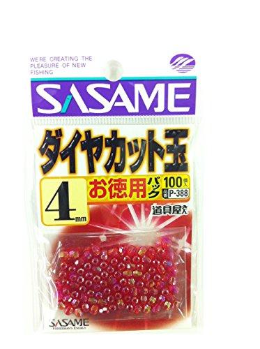 ささめ針(SASAME) お徳用ダイヤカットレッドの商品画像