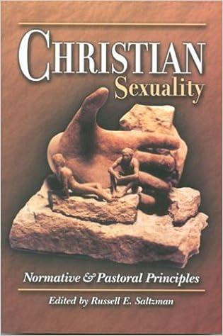 Sexuality christian principles