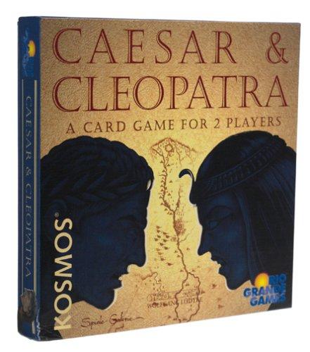 Caesar & Cleopatra Board (Cleopatra Board Game)