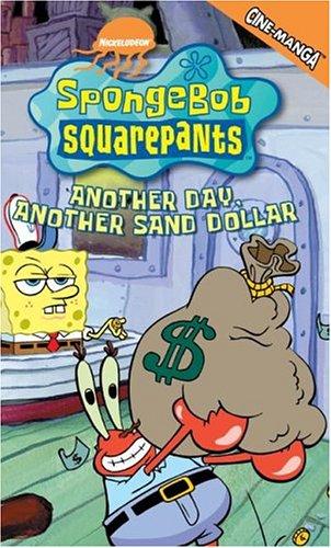 SpongeBob SquarePants Another Day, Another Sand Dollar (Spongebob Squarepants (Tokyopop)) (v. 5) pdf epub