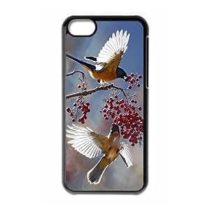 MMZ DIY PHONE CASEALICASE Diy Hard Shell Case Hummingbird For iphone 6 plus 5.5 inch [Pattern-1]