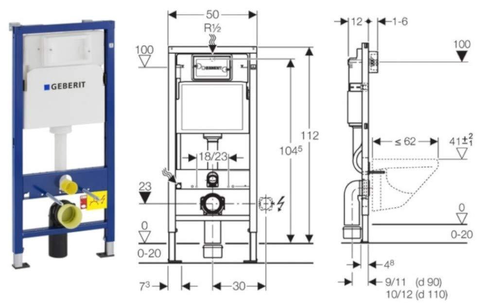 LC1200RCD Comenda Moosgummidichtung für Spülmaschine LC1200 LC900 LC700