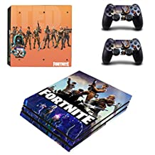 Playstation 4 Pro Vinyl Skin Decal FORTNITE YSP4P2016