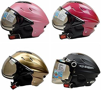 Amazon.es: HobbyAnt ZEUS 125B - Casco de moto para conducción ...