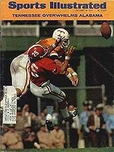 1967 Tennessee vs Alabama Tide Sports Illustrated