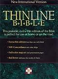 NASB Thinline Bible, Zondervan Publishing Staff, 0310919088