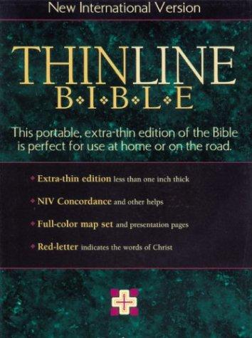 Download NIV Thinline Bible, Large Print ebook