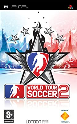 World Tour Soccer 2 PSP ISO Free Download