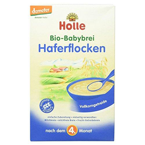 Holle Bio Bio-Babybrei Haferflocken (1 x 250 gr)