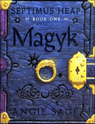 Septimus Heap: Book 1: Magyck; Book 2: Flyte - APPROVED