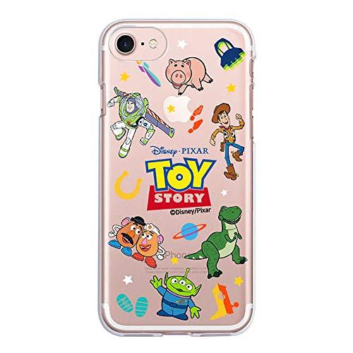 e8bece0f7b 〈Galaxy S9 Plus・ギャラクシー S9 プラス〉 トイストーリー オリジン クリアー ケース Toy Story