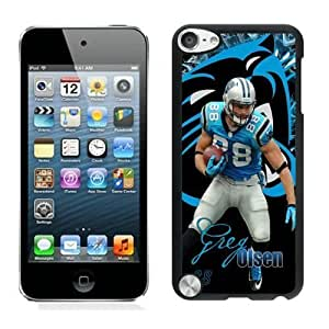 NFL Carolina Panthers iPod Touch 5 Case YMH89960 NFL Phone Case Cover Protective 3D