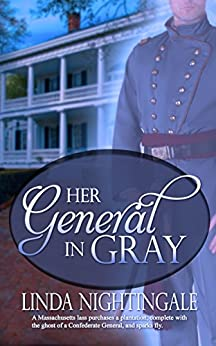 Her General in Gray by [Nightingale, Linda]
