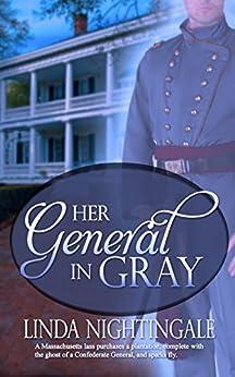 Her General in Gray by [Nightingale, Linda]