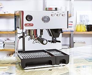 Lelit Espressomaschinen mit Siebträger Anita PL42 EMI