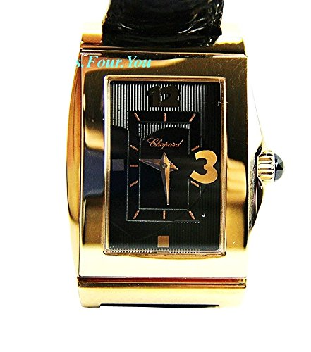 Chopard Watch Happy Heart 18k Solid Gold 127461 Swiss Made New Box (18k Solid Gold Mens Watch)