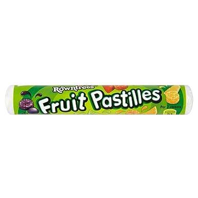 Rowntrees Pastillas De Frutas (52,5g) (Paquete de 6 ...