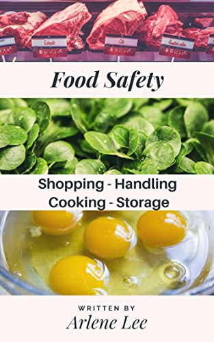 Admirable Food Safety Tips Shopping Handling Cooking Storing Kitchen Savvy Collection Book 1 Download Free Architecture Designs Scobabritishbridgeorg