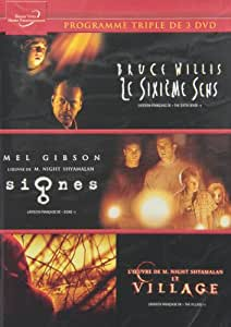 Signs/The Village/The Sixth Sense 3-Movie Collection (Bilingual)