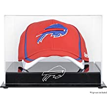 Buffalo Bills Acrylic Cap Logo Display Case - Fanatics Authentic Certified - Football Hat Free Standing Display Cases
